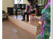 Сотрудничество с музыкальной школой